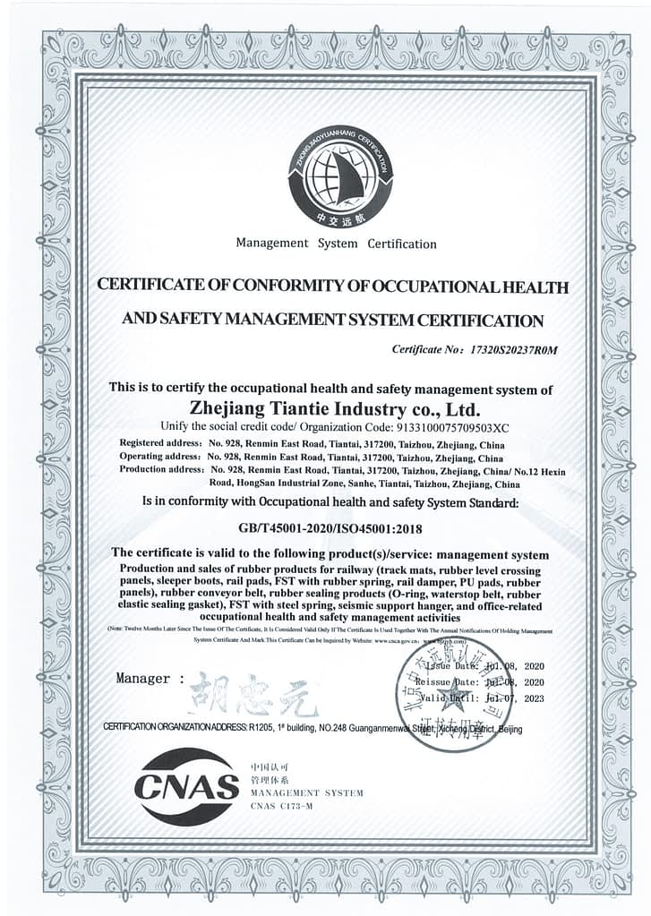 certificate-of-conformity-of-occupational-health-and-safety-management-system-certification